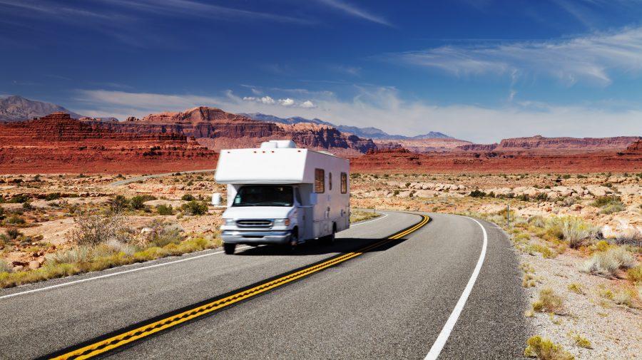 Camper West Amerika