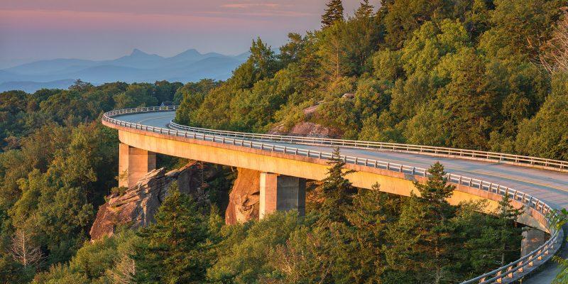 De mooiste autoroutes door Amerika
