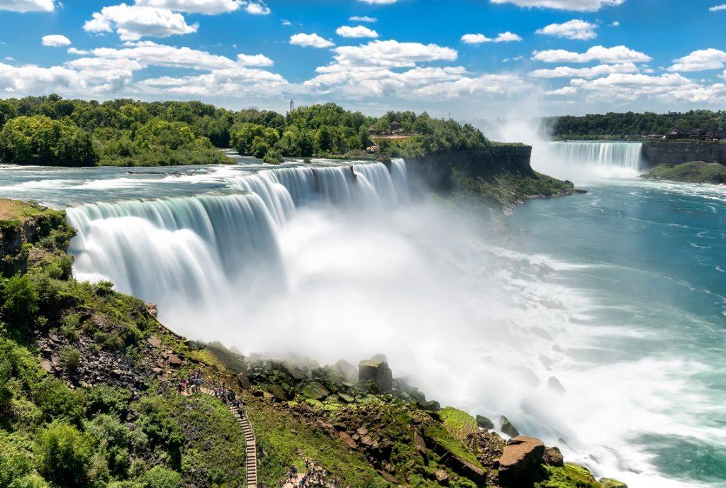 Rondreis Oost Amerika Niagara Falls
