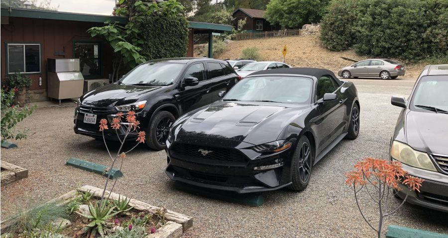 Ford Mustang huren in Amerika