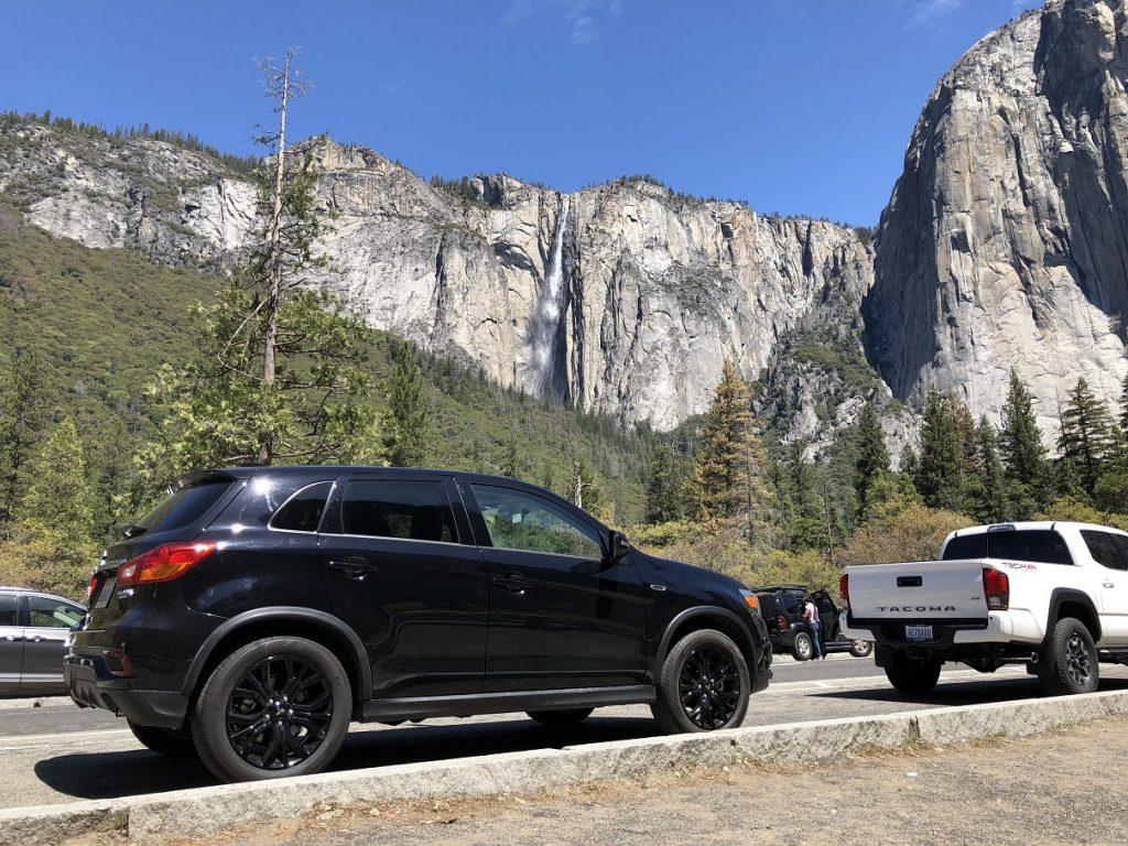 Huurauto Amerika Yosemite
