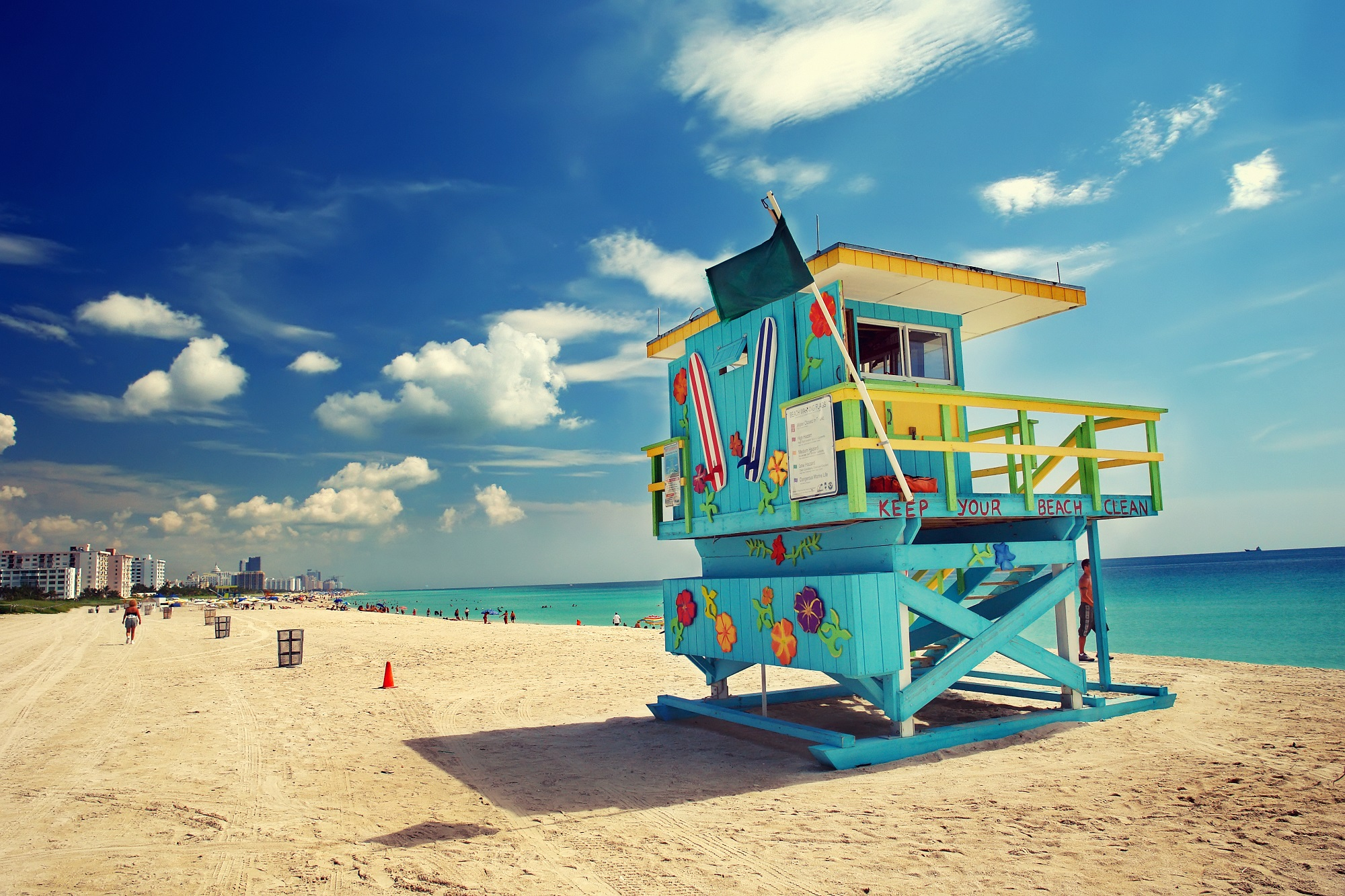 Auto huren Miami